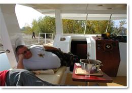 Kapitán plavidla za príplatok vám prípraví rybaciu polievku